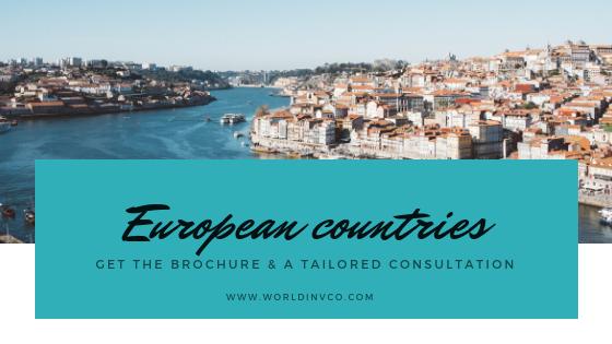 European countries - Form